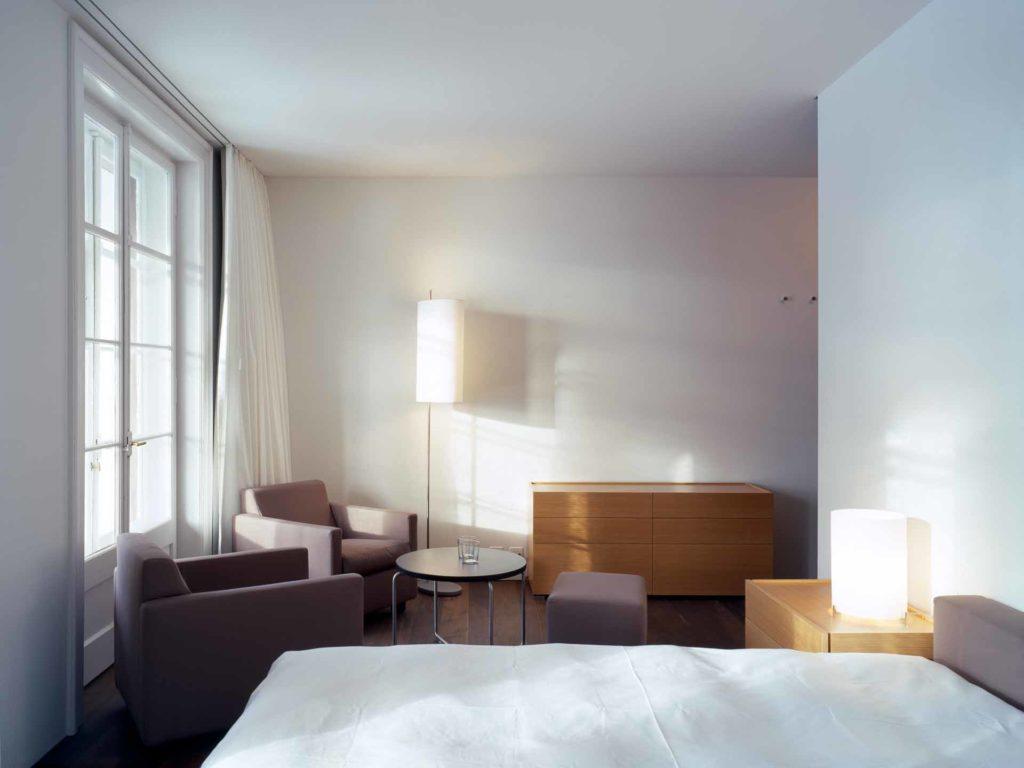 Hotel Castell Zuoz Bild 2