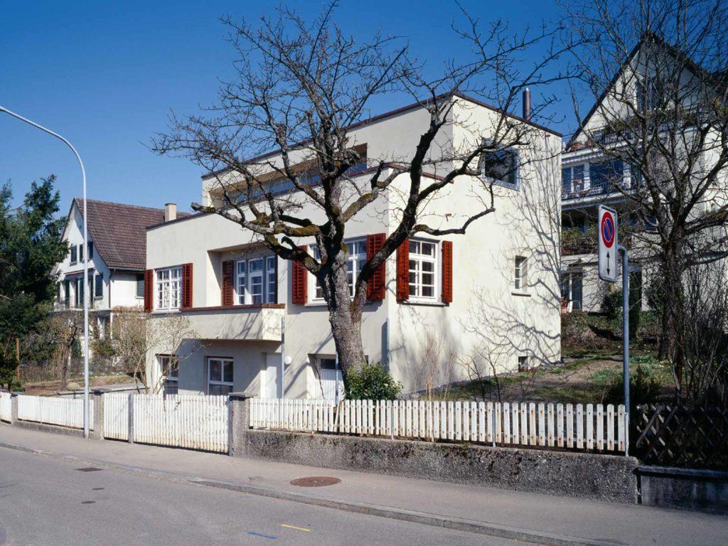 Haus Kammermann Zollikon Bild 1