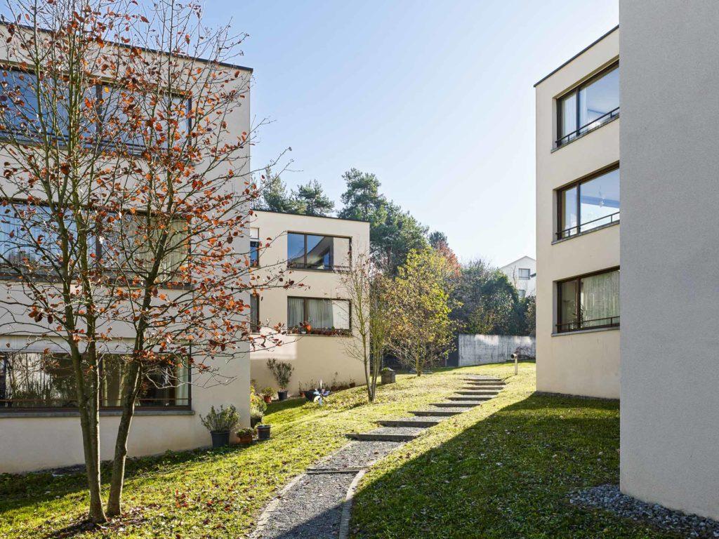 Wohnüberbauung Hagenbuchrain Zürich Bild 9