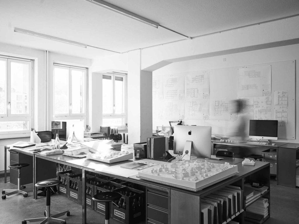 Büro Bünzli & Couvoisier Architekten Zürich