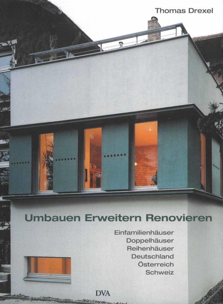Cover Umbauen Erweitern Renovieren