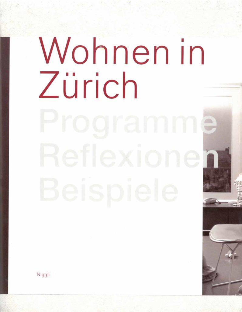 Cover Wohnen in Zürich