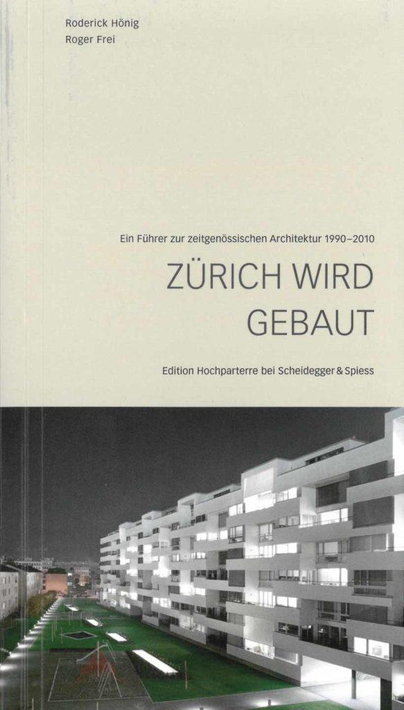Cover Zürich wird gebaut
